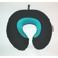 COOL GEL MEMORY FOAM TRAVEL CUSHION